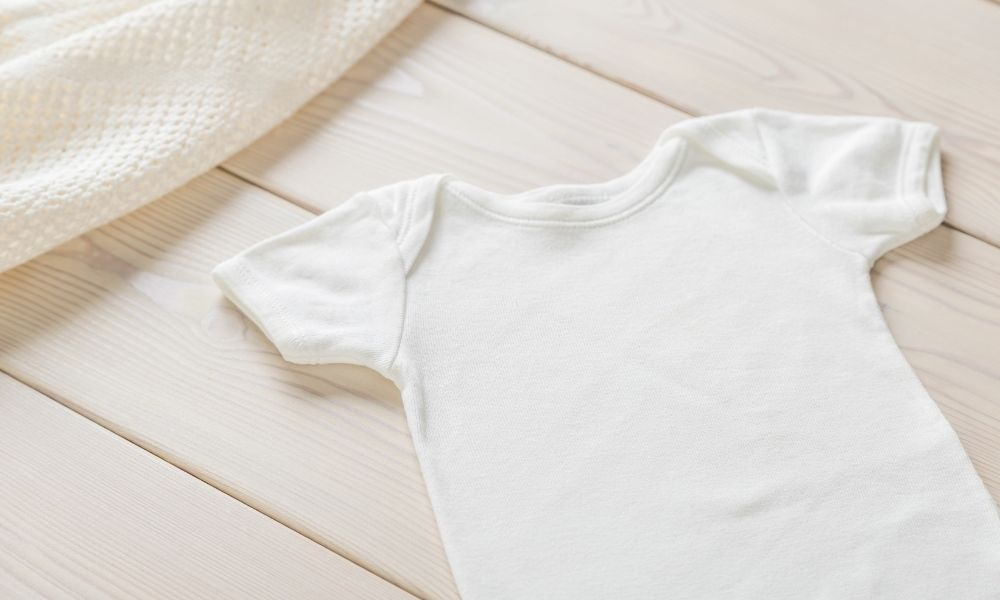 Should You Hang or Fold Your Baby's Onesies?