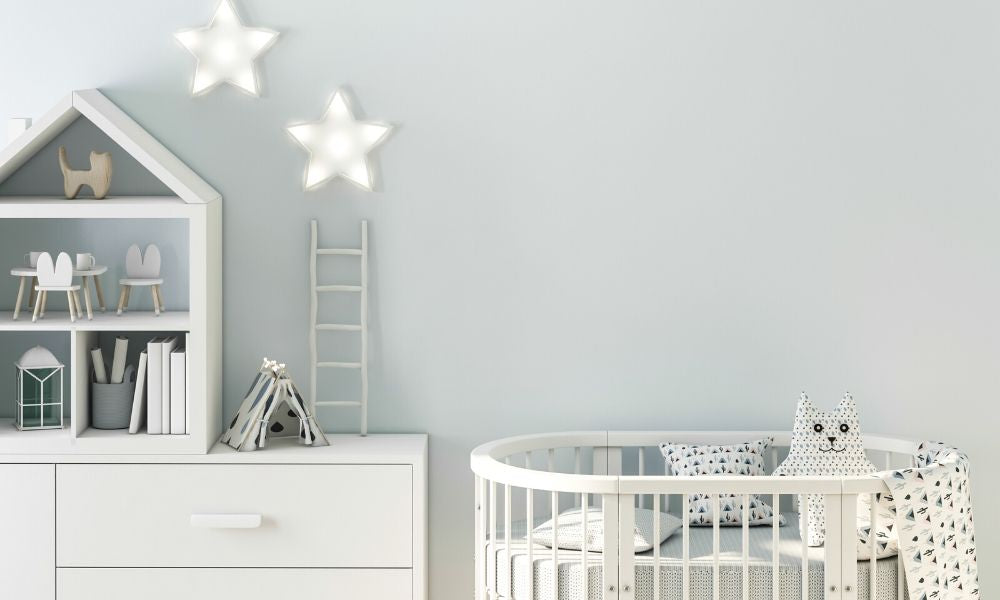 Stress-Free Timeline for Designing Your Nursery