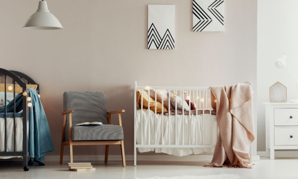 How to Create a Great Twin Nursery