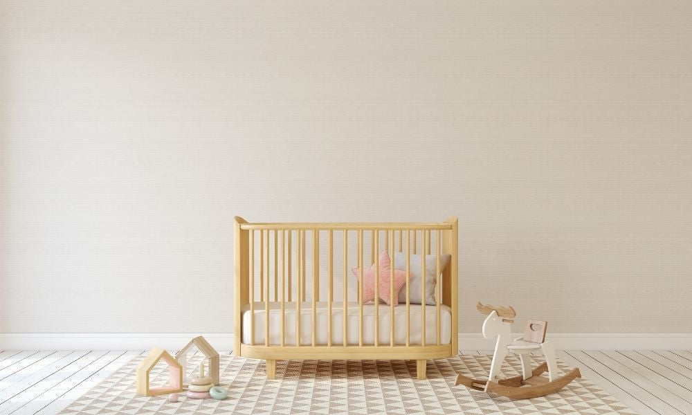A Brief History of the Baby Crib