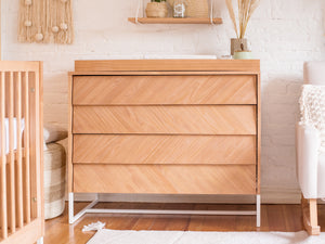 Boho Noah 4 Drawer Chest