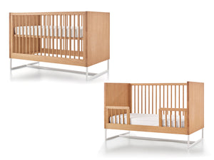 Boho Noah Crib and Conversion Kit Set
