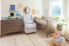 Noah Crib and Chest Set