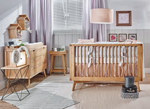 Solid Wood Convertible Crib