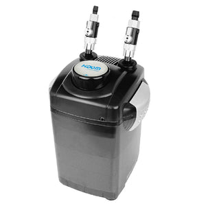 Hidom External Cannister Aquarium Filter with Media - EX-1500 - 1500 LPH