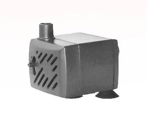 Hidom Handicraft Mini/Small Aquarium Submersible Pump 350 LPH - AP-650