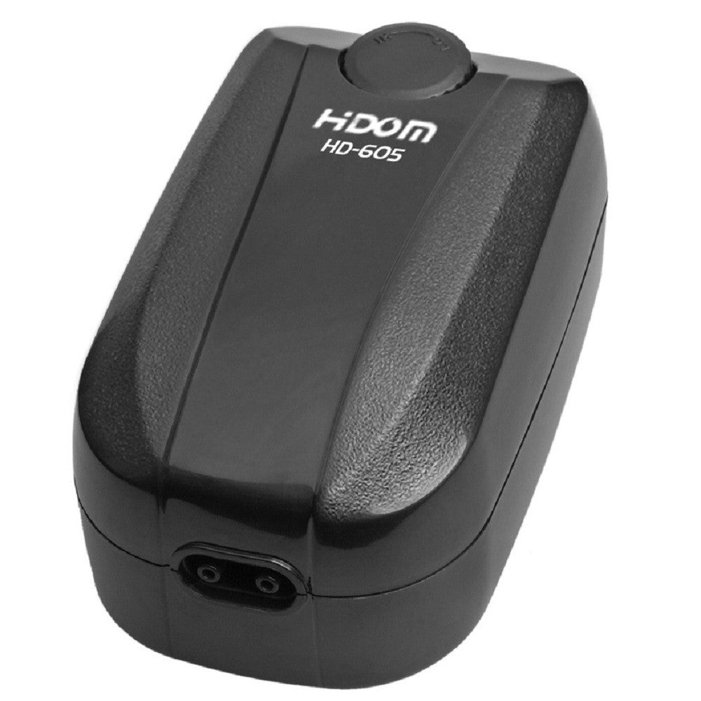 Hidom Aquarium Air Pump Twin Valve HD-605
