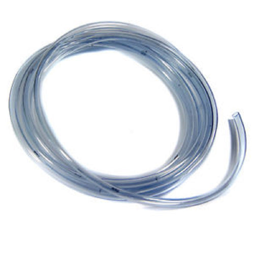 a 5 metres coil of aquarium or pond silicon air line