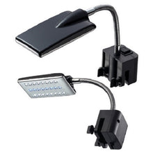 Hidom Aquarium CL Series Clip-on LED Two Mode (Daylight and Twilight) Light