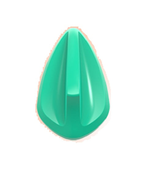a green coloured aquarium glass cleaner