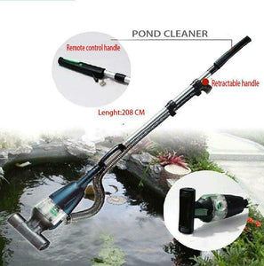 Jebao Pond Vacuum Hoover Sludge Silt Garden Cleaner PC-1