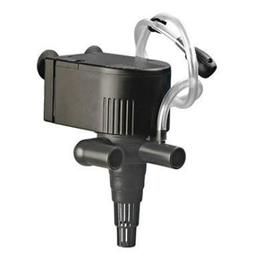 a twin outlet Hidom powerhead aquarium water pump