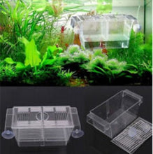 Large Aquarium Fish Tank Hatchery Breeding Box Fry Trap - Hidom BX-001