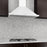 30 in. Presto 450 CFM Ducted Wall Mount Range Hood