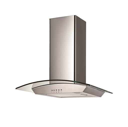 30 in. Glass Canopy Series 400 CFM Convertible Wall Mount Range Hood