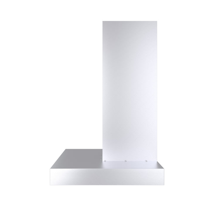 30 in. Forza LED Range Chimney Style Range Hood 380 CFM