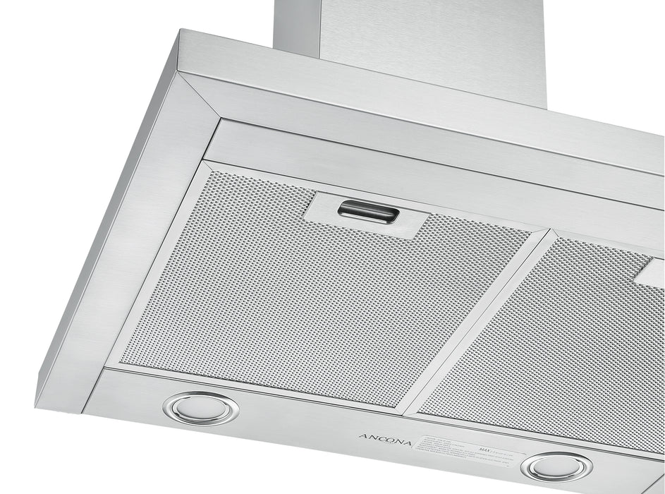 24-inch WPP424 Convertible Wall-Mount Range Hood in Stainless Steel