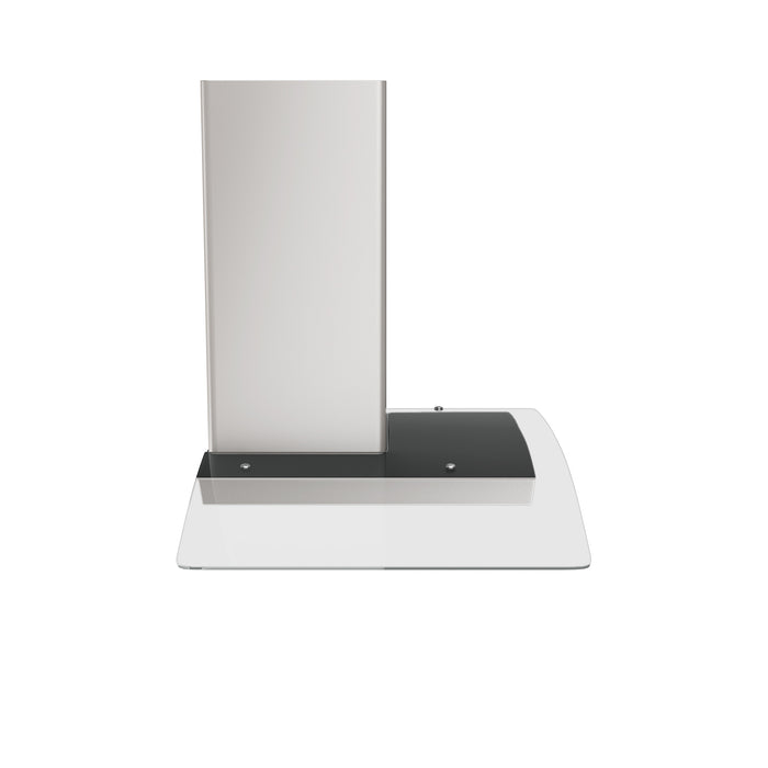 GCP436 36 in. Wall-Mounted Convertible Range Hood in Stainless Steel