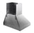 WPRO30 Wall Mount 30 in. Pyramid Ducted Range Hood