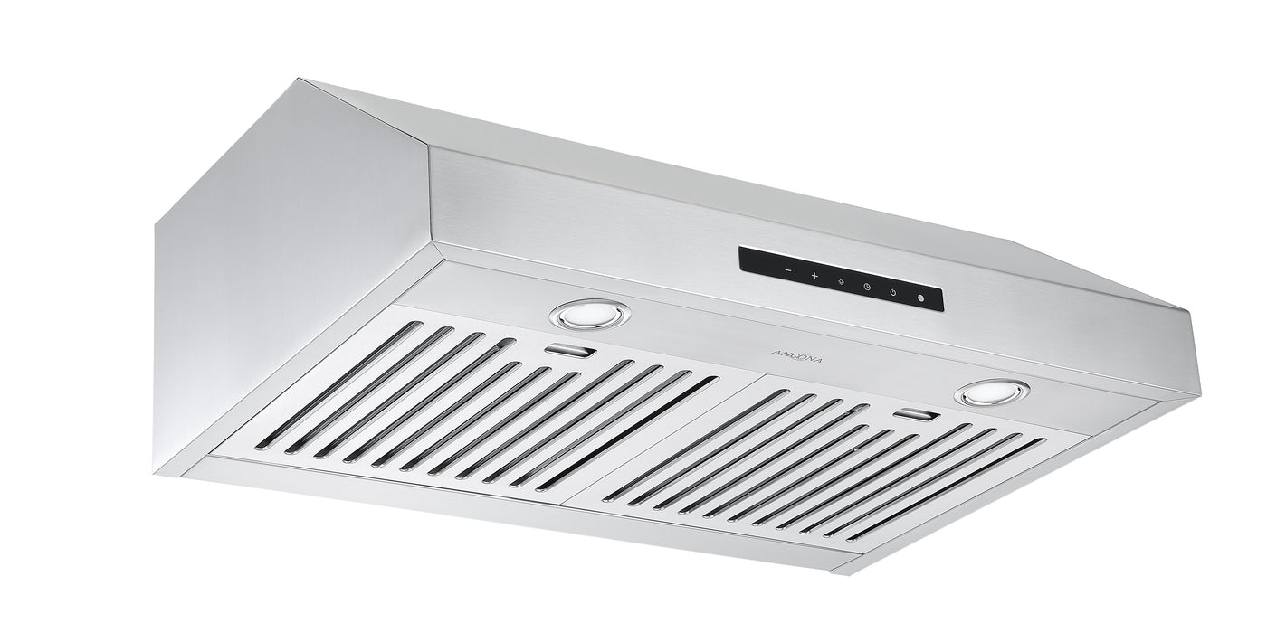 Ancona 30 in. UCT630 Under Cabinet Range Hood with Night Light Feature