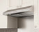 Slim III 30 in. with LED lights Range Hood