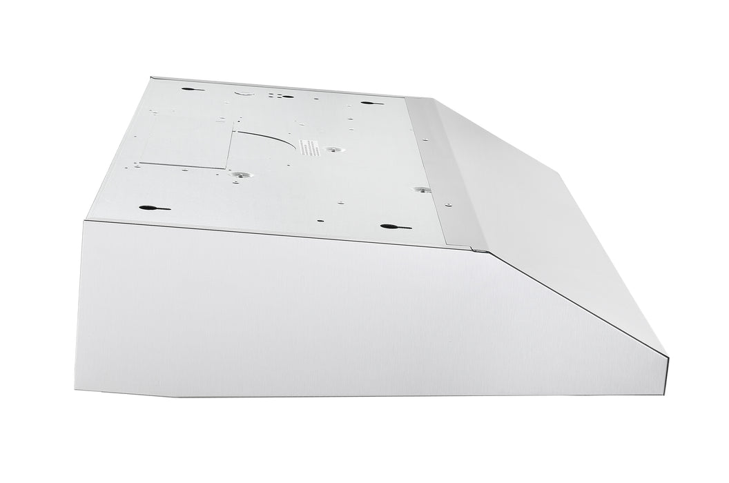 Ancona 30-inch UC64NL Ducted Under-Cabinet Range Hood in Stainless Steel with Night Light Feature
