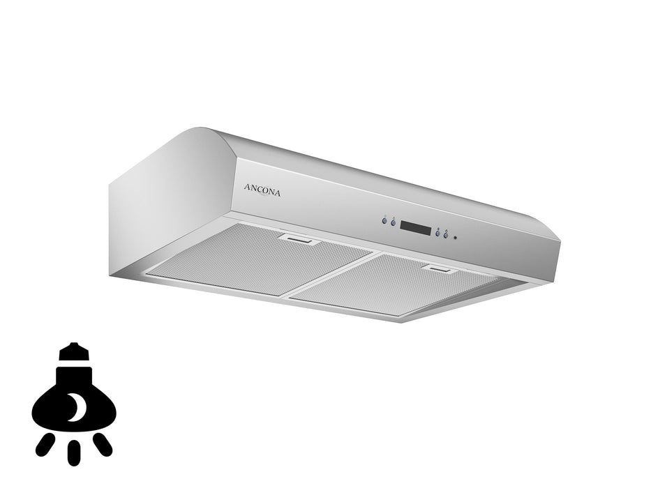 UC7630 Under Cabinet Range Hood with Night Light Feature 700 CFM 30 in.