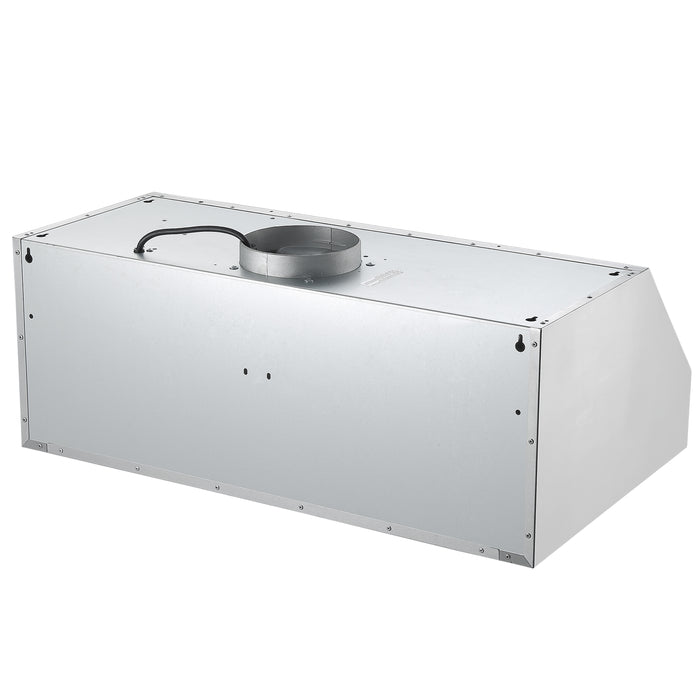 30 in. Pro Series Undercabinet Range Hood in Stainless Steel with Night Light Feature