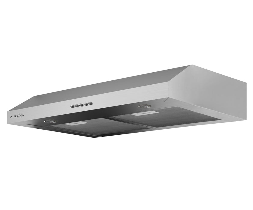 Slim Plus 30 in. Under-Cabinet Range Hood in Stainless Steel