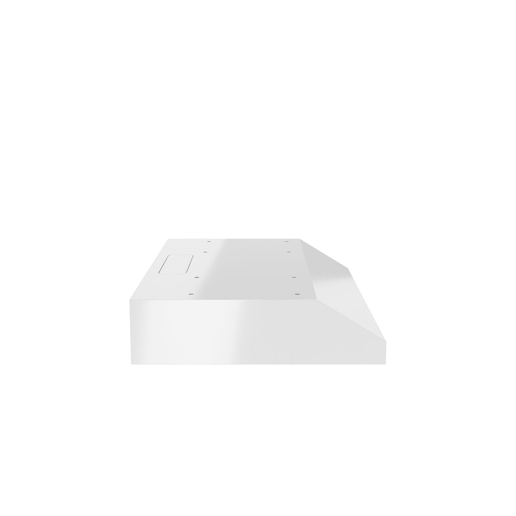 Cabinet Renewal Products: Slim Plus 30 In. Under-Cabinet Range Hood In White