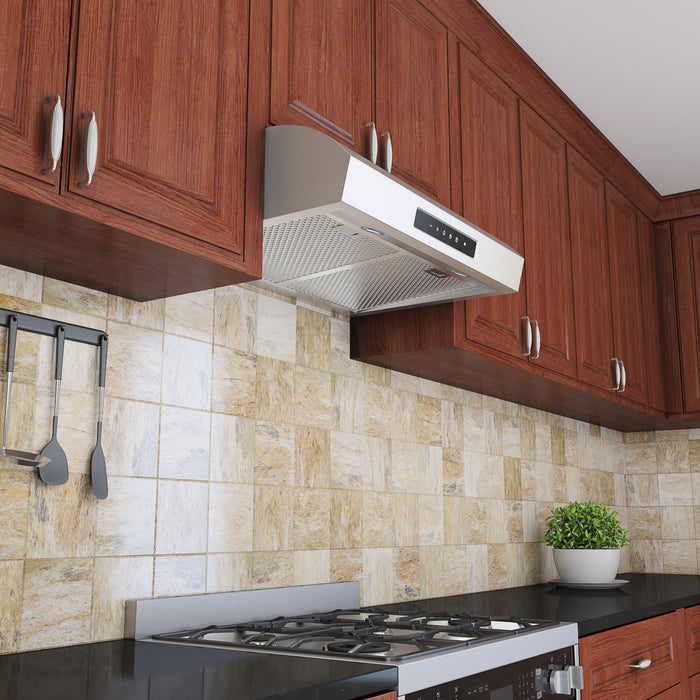 UC7 30 in. Under Cabinet Range Hood in Stainless Steel
