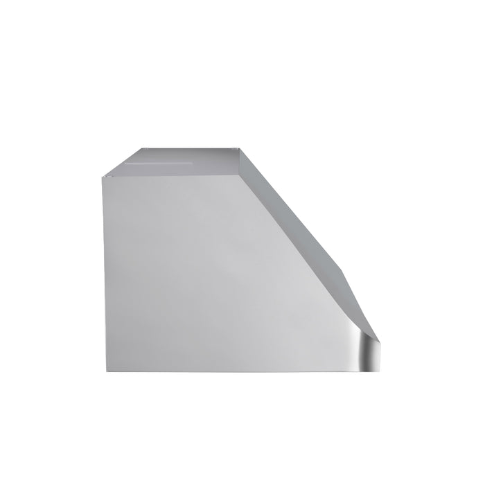 30 in. Pro UC Turbo Hidden Controls 900 CFM Ducted Under Cabinet Range Hood