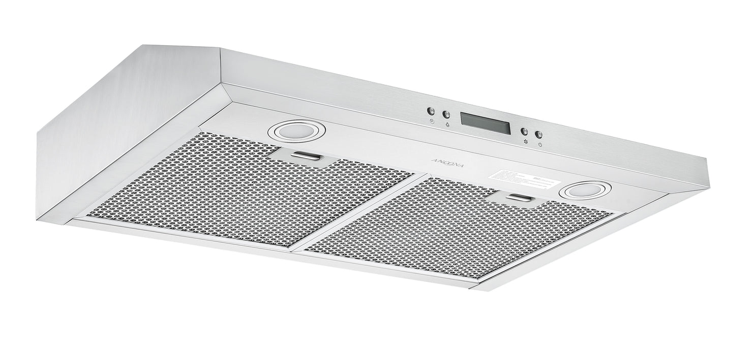 30 in. Slim SHD30 Under Cabinet Range Hood in Stainless Steel