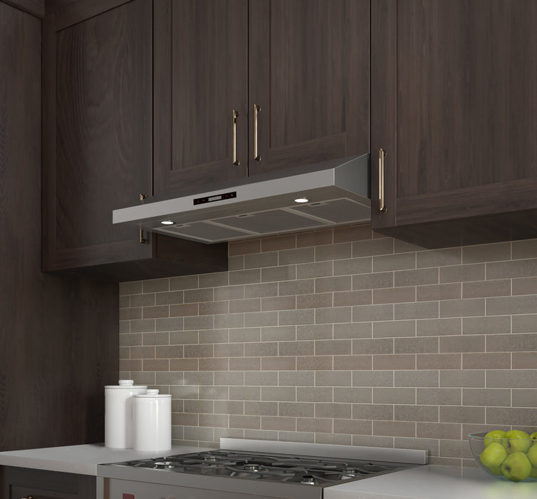 Ancona Slim SE2M 36 in. Under Cabinet Range Hood