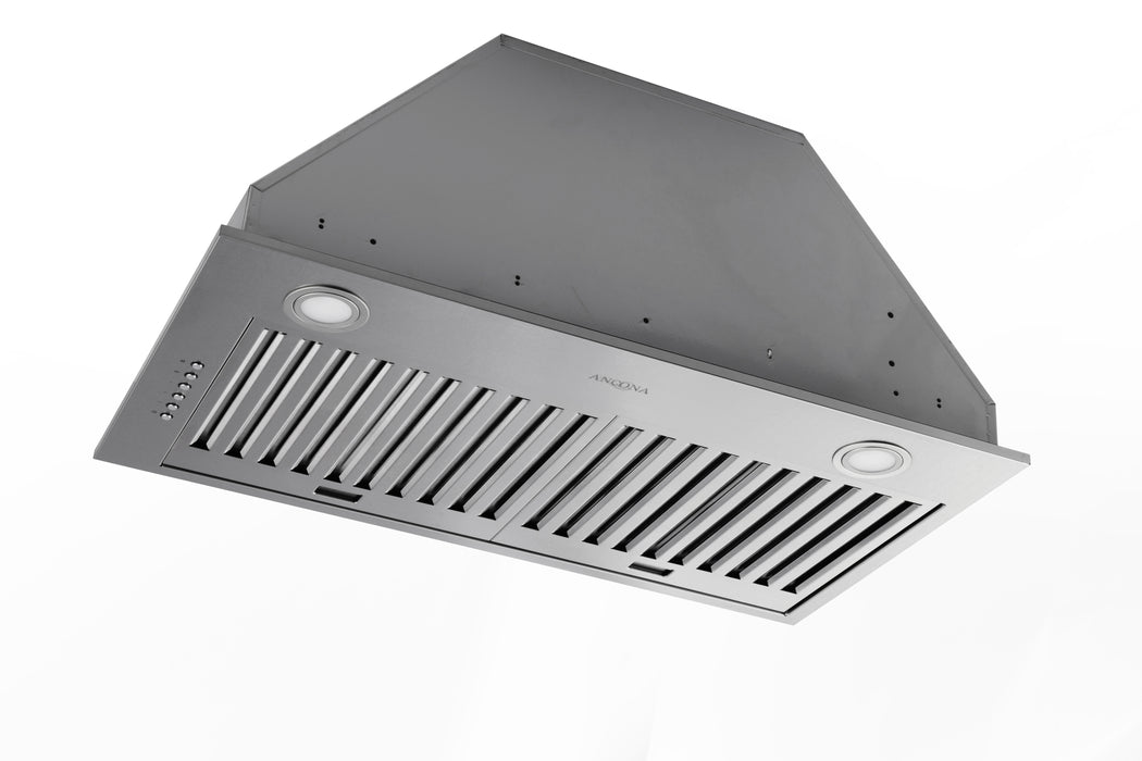 28-in Ducted Stainless Steel Insert Range Hood
