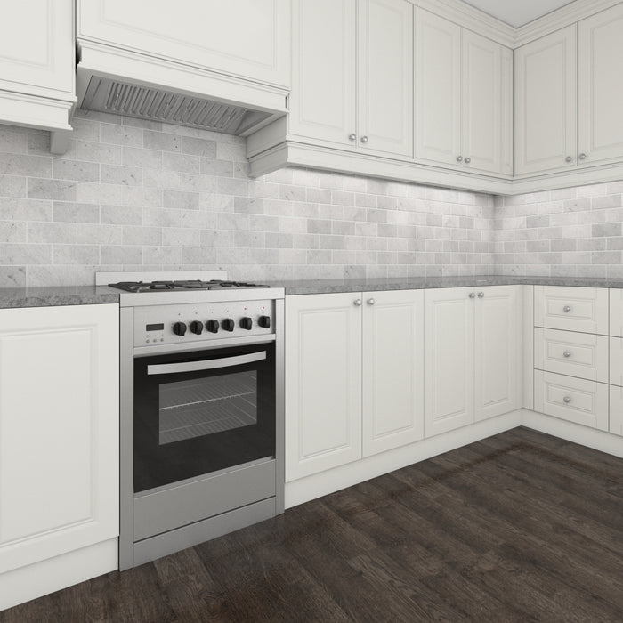 34 In Chef Built In 600 Cfm Ducted Insert Range Hood Ancona Home