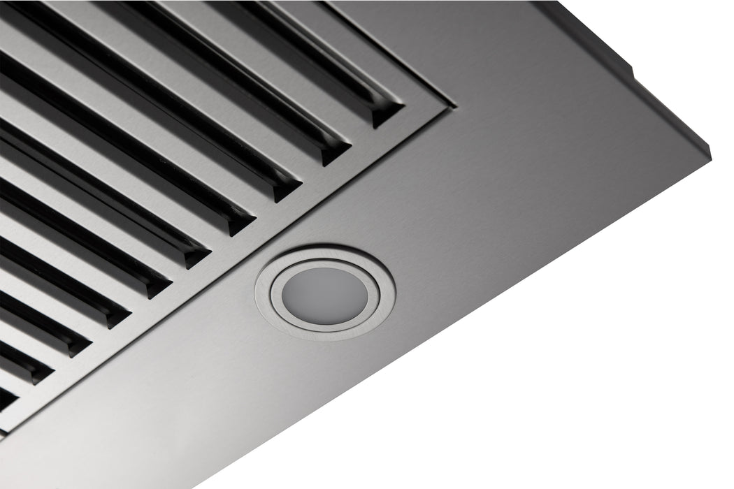 34-in Ducted Stainless Steel Insert Range Hood