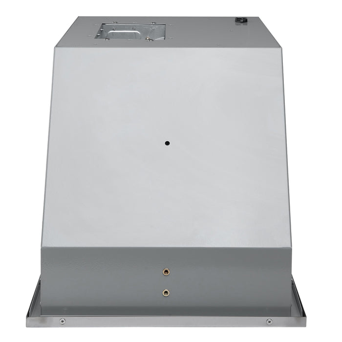 Ancona Pro 34″ 600 CFM Ducted Insert Range Hood in Stainless Steel