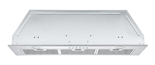 Inserta III 36 in. Built-in Range Hood with Night Light Feature in Stainless Steel