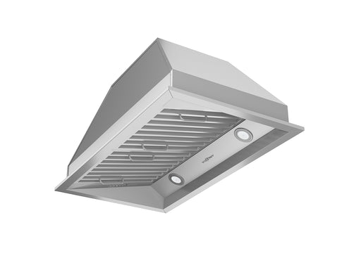 Pro Insert 28 in. Range Hood with LED lights