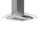 Noturna IG 30 in. Island Glass Range Hood in Stainless Steel with Night Light Feature