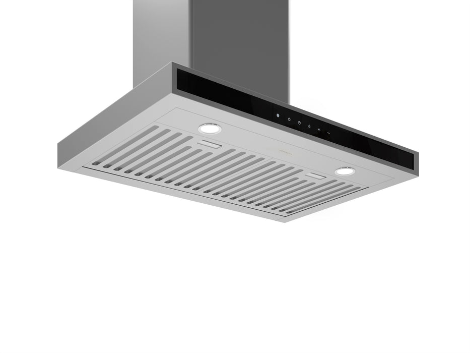 WRC630 30 in. Wall-Mounted Rectangular Range Hood in Stainless Steel with Night Light Feature