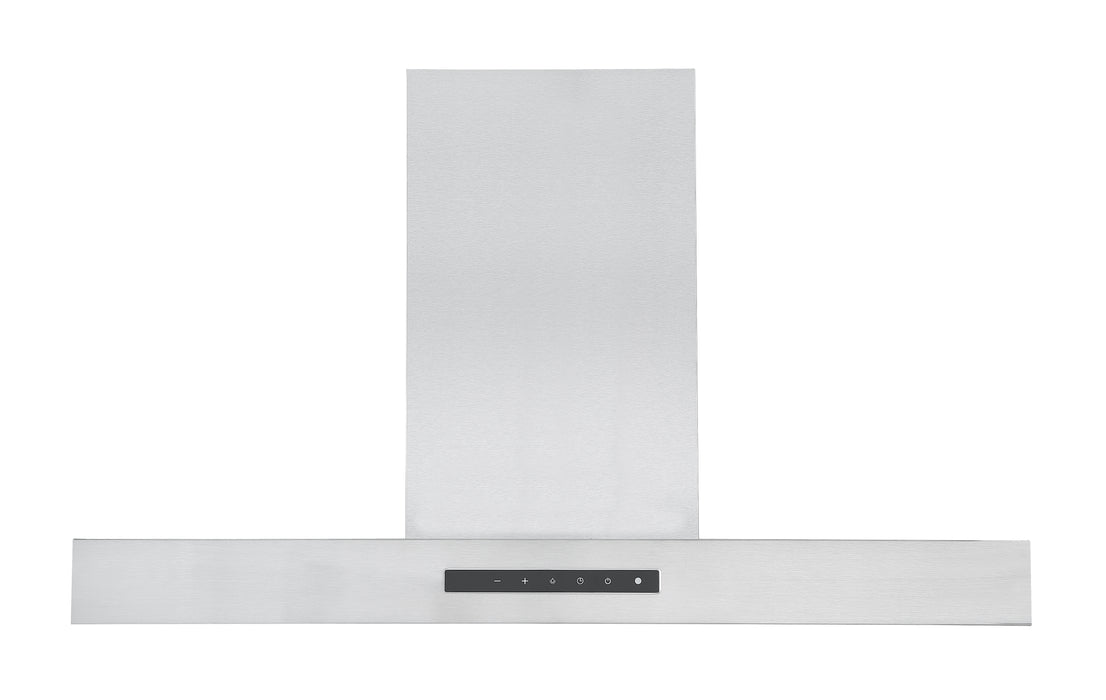 Moderna 36 in. Wall Mount Range Hood in Stainless Steel with Night Light Feature