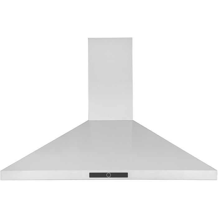 36 in. Convertible Wall-Mounted Pyramid Range Hood in Stainless Steel
