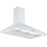 36 in. Convertible Wall-Mounted Pyramid Range Hood in White