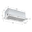 Forte 430 30 in. Slide-out Range Hood in Stainless Steel