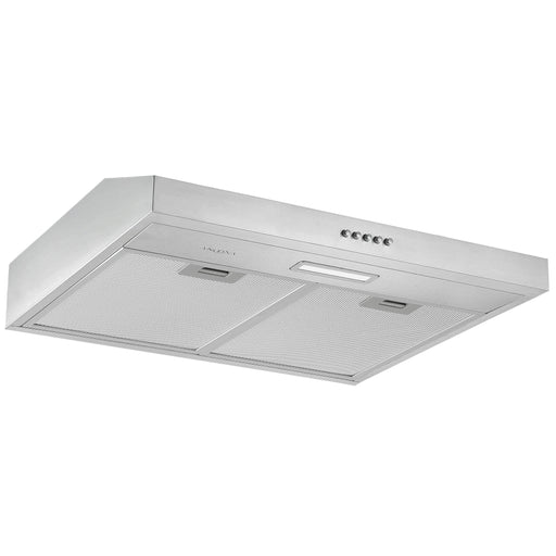 24 in. Convertible Under Cabinet Range Hood in Stainless Steel