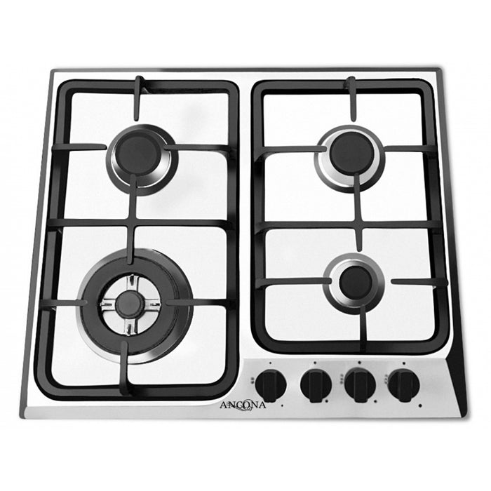 Elite 24-Inch 4-Burner Gas Cooktop
