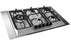 Ancona Elite 30 Inch 5 Burner Gas Cooktop