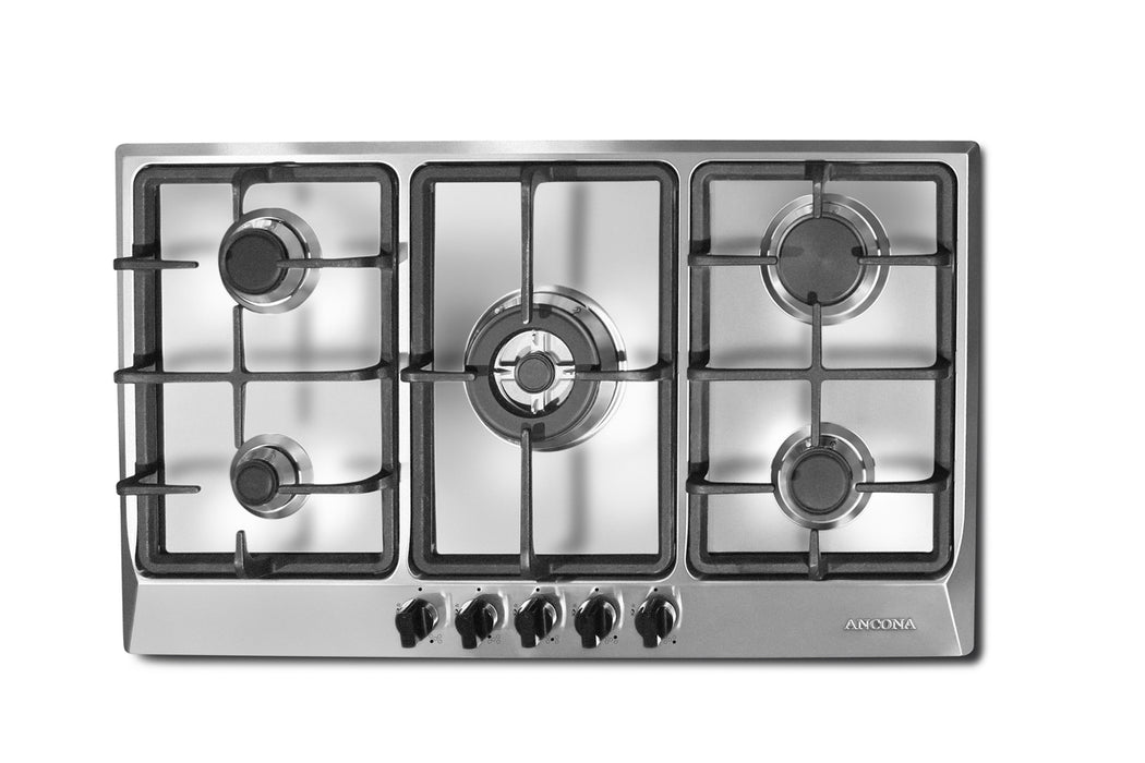 Ancona Elite 34-Inch 5-Burner Gas Cooktop
